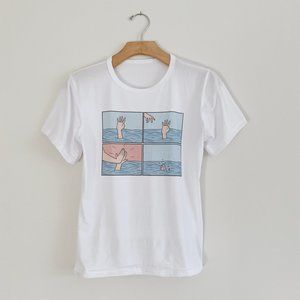 Hot Topic Funny Graphic Tee